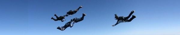 Alleine Fallschirmspringen - Der Solosprung. Foto: © Markus Tunst - Fotolia.com