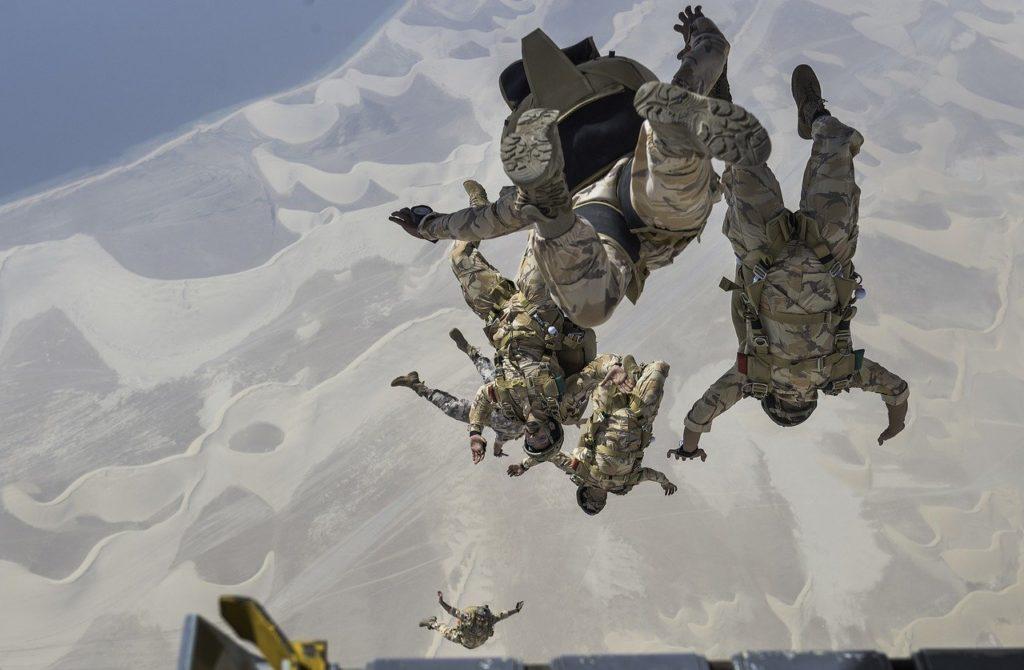 special forces militär